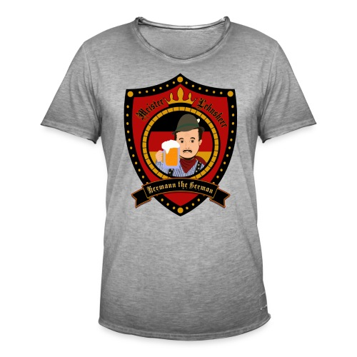 Hermann the German - Men's Vintage T-Shirt