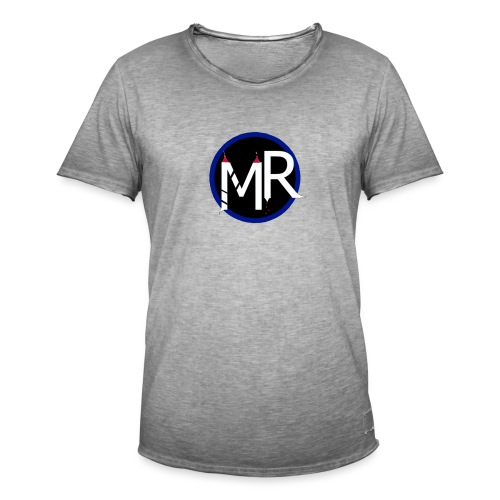 Maikol Ruz - Camiseta vintage hombre