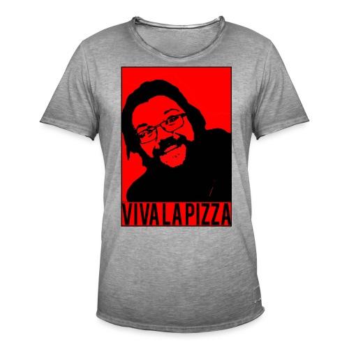 Viva La Pizza - Men's Vintage T-Shirt