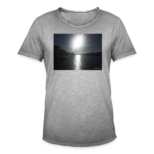 Mortinus 3 - Men's Vintage T-Shirt