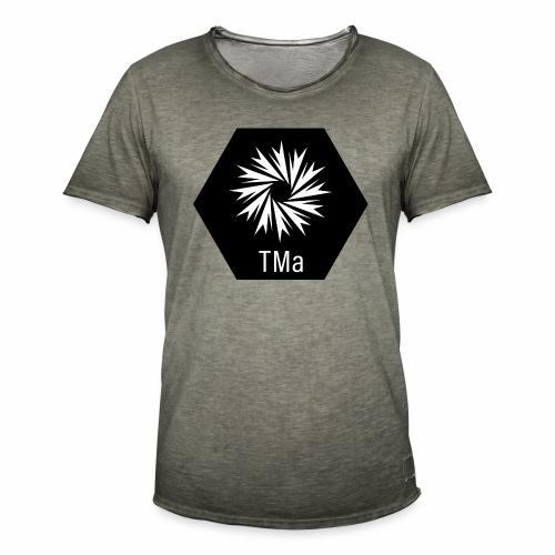 TMa - Miesten vintage t-paita