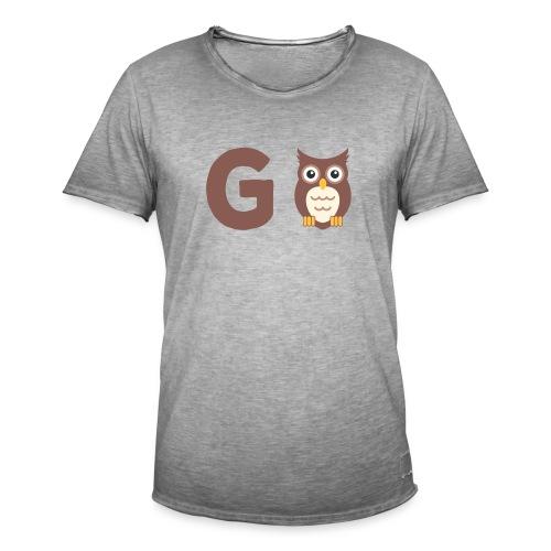 Gowl - Men's Vintage T-Shirt