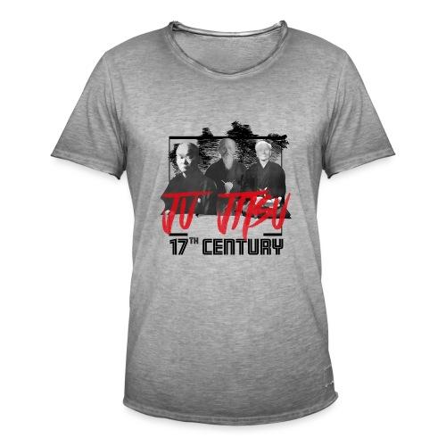 Ju Jitsu 17th Century - Männer Vintage T-Shirt
