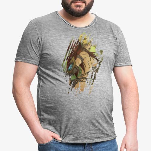 Lethal Dimension - Camiseta vintage hombre