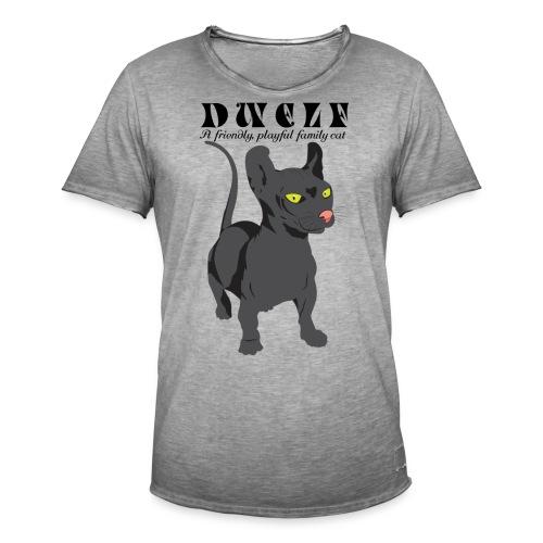 DWELF - Miesten vintage t-paita