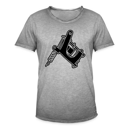 Tattoomaschine Tattoomachine tattoo machine Ink - Männer Vintage T-Shirt