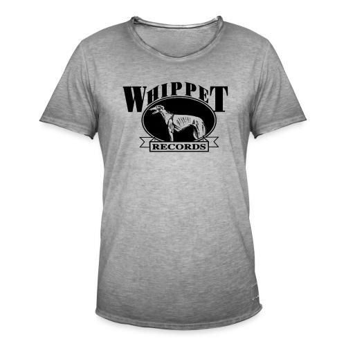 whippet logo - Men's Vintage T-Shirt
