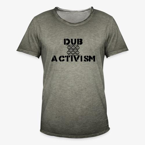 Dub Activism - Men's Vintage T-Shirt