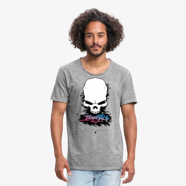 ZF Immortals Skull