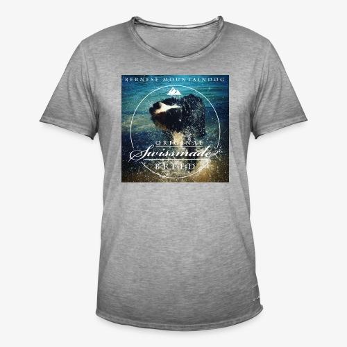 anton_summersplashii - Männer Vintage T-Shirt