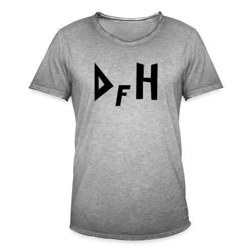 DFH - Herre vintage T-shirt