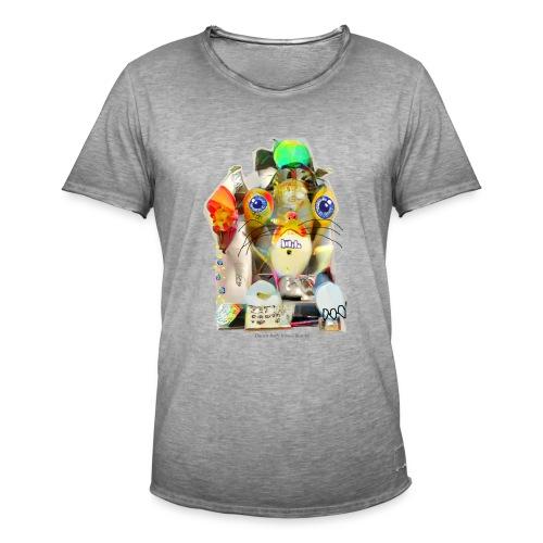 Doctor Rudy Knows Best 5! - Mannen Vintage T-shirt