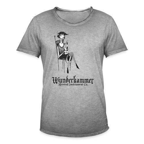 Ada Logo - Men's Vintage T-Shirt