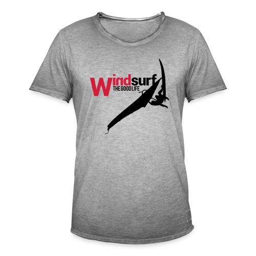 Windsurf - Maglietta vintage da uomo