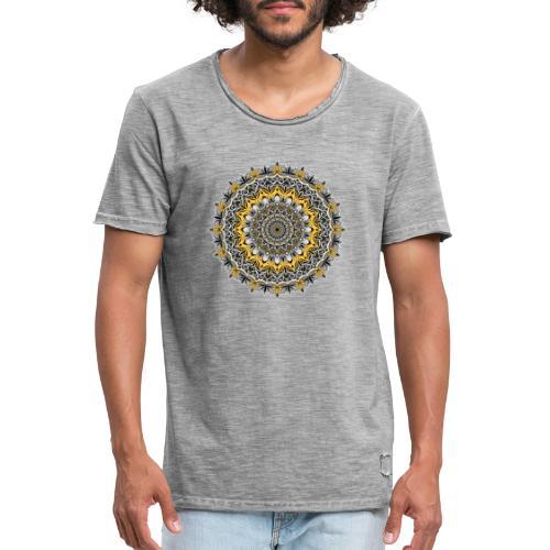 Mandala Bycedsnt - T-shirt vintage Homme