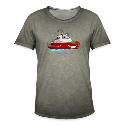Boaty McBoatface - Men's Vintage T-Shirt