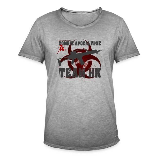 Zombie Apocalypse Team H&K