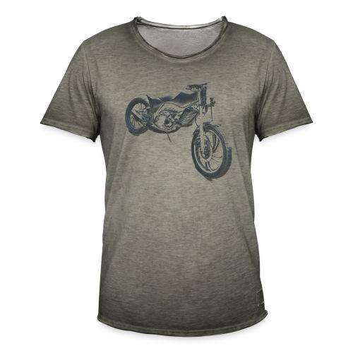 bike (Vio) - Men's Vintage T-Shirt