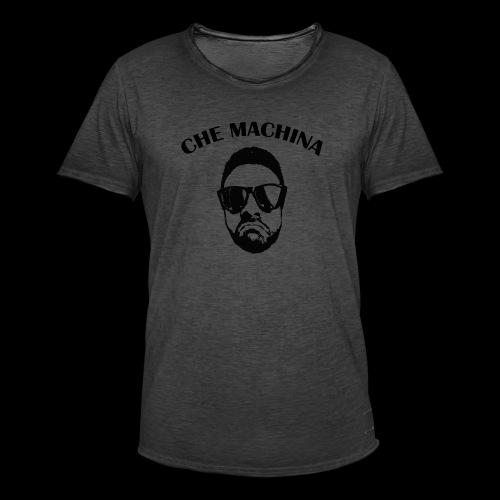 CHE MACHINA - Maglietta vintage da uomo