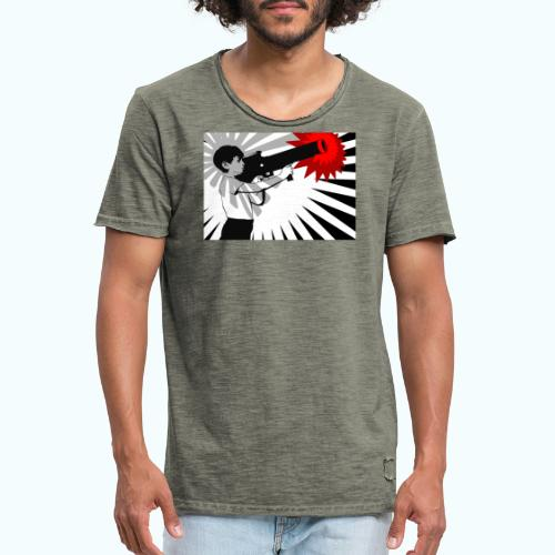 Peace Please - Men's Vintage T-Shirt