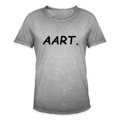 Aart - Mannen Vintage T-shirt