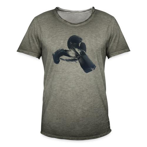 boxing gloves (Saw) - Men's Vintage T-Shirt