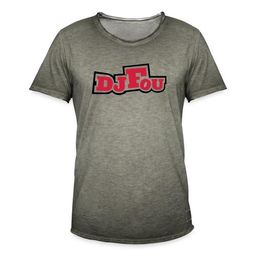 logofou - T-shirt vintage Homme