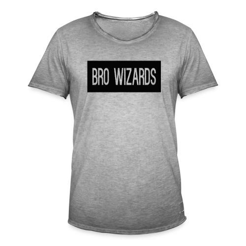 Browizardshoodie - Men's Vintage T-Shirt