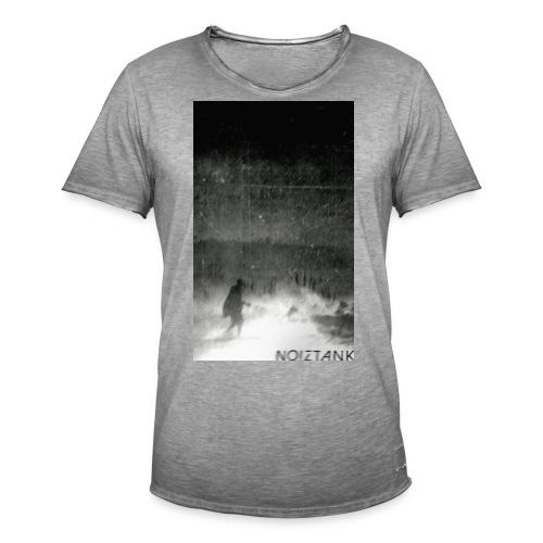allein - Männer Vintage T-Shirt