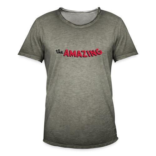Amazing - Mannen Vintage T-shirt