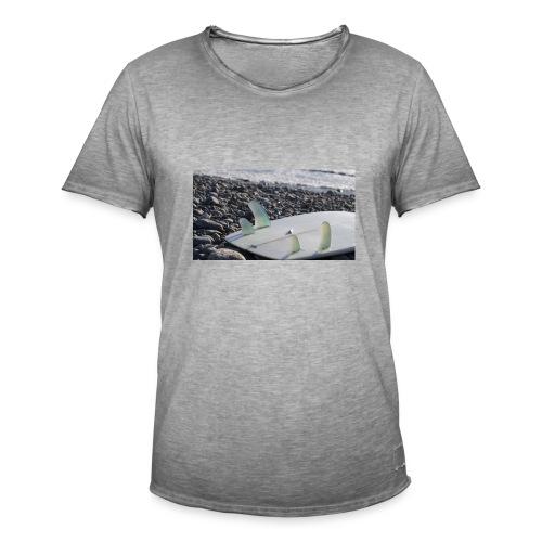 Surfbreak - Vintage-T-shirt herr