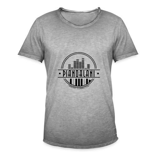 001 - Männer Vintage T-Shirt