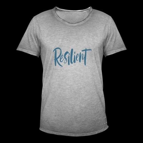 Resilient - Men's Vintage T-Shirt