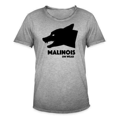 DM Wear Malinois - Men's Vintage T-Shirt