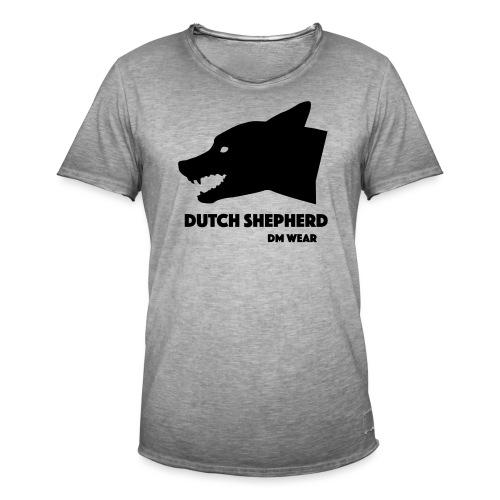 DM Wear Dutch Shepherd - Men's Vintage T-Shirt