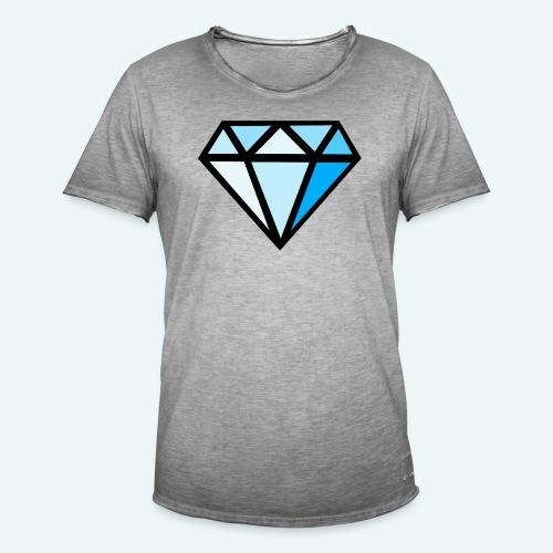FCTimantti logo ilman tekstia - Miesten vintage t-paita
