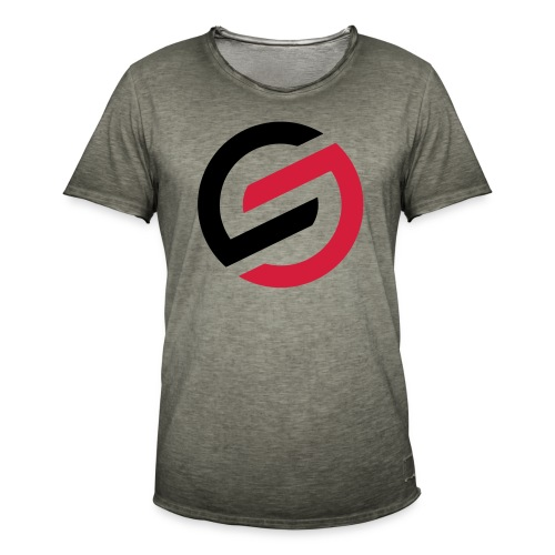 SDD Team Shirt - Männer Vintage T-Shirt