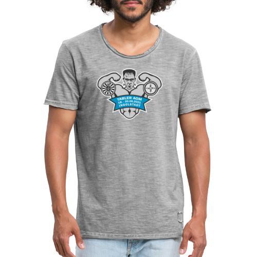 TABLER AGM INGOLSTADT - Männer Vintage T-Shirt