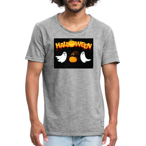 Collection Halloween - T-shirt vintage Homme