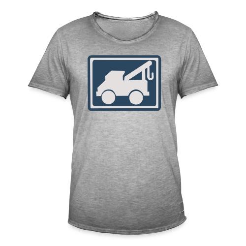 Mechanic hat - Camiseta vintage hombre