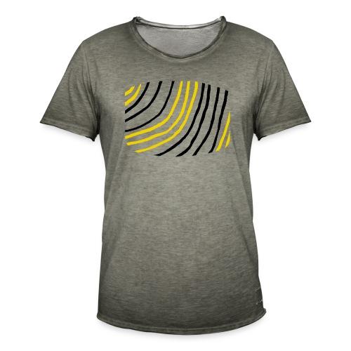 Raidat - Miesten vintage t-paita