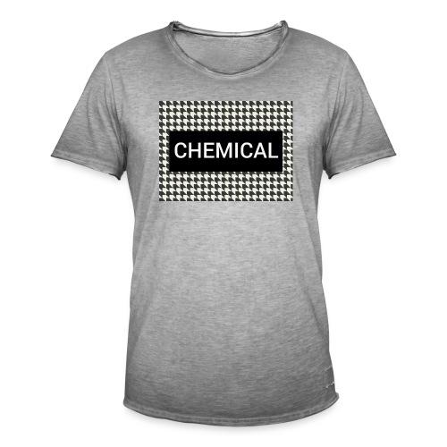 CHEMICAL - Maglietta vintage da uomo