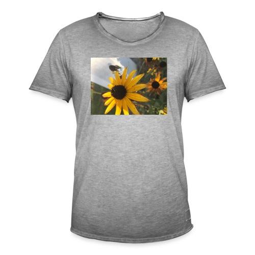 Sunflowers - Men's Vintage T-Shirt