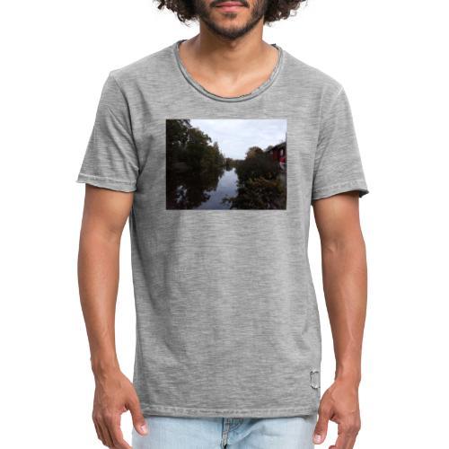 Wadköping, Svartån Örebro - Vintage-T-shirt herr