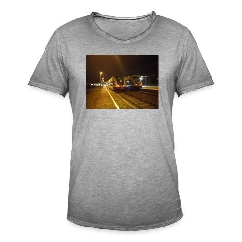 Br 646 - Männer Vintage T-Shirt