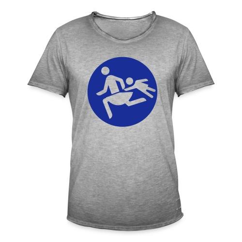 Running Mamas - Männer Vintage T-Shirt