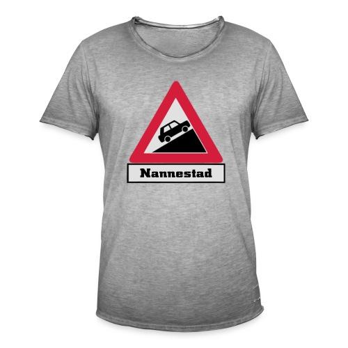 brattv nannestad a png - Vintage-T-skjorte for menn