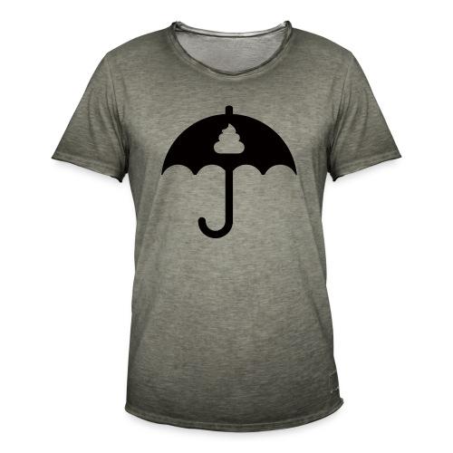 Shit icon Black png - Men's Vintage T-Shirt