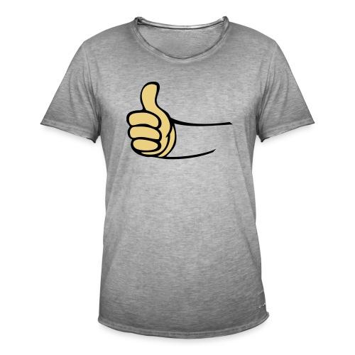Vault - Mannen Vintage T-shirt