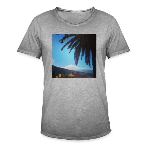 Islas Tenerife - Maglietta vintage da uomo